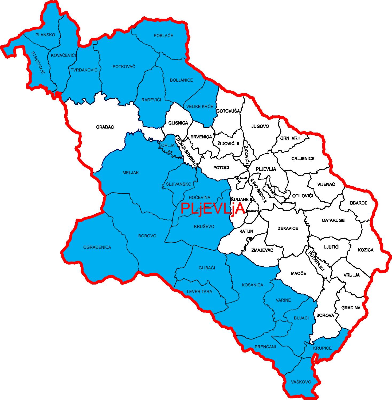 katastarska mapa crne gore Reference katastarska mapa crne gore